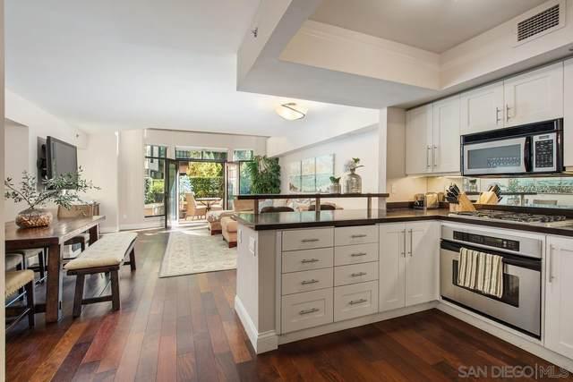 500 W Harbor Dr #124, San Diego, CA 92101 (#200051540) :: Neuman & Neuman Real Estate Inc.