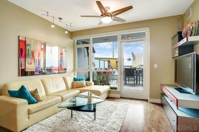 325 7Th Ave #1105, San Diego, CA 92101 (#200051548) :: Neuman & Neuman Real Estate Inc.