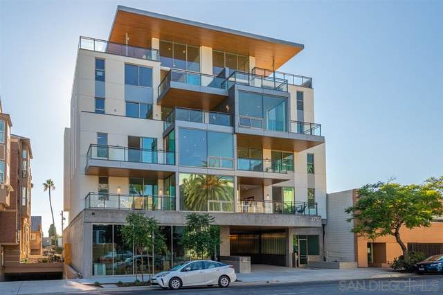 2750 4th Ave #201, San Diego, CA 92103 (#200051562) :: Dannecker & Associates