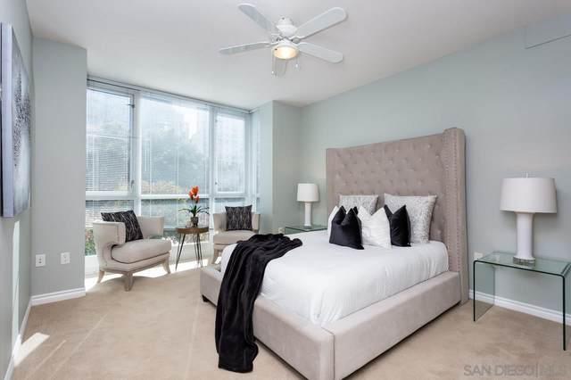 300 W Beech St #2, San Diego, CA 92101 (#200051570) :: Neuman & Neuman Real Estate Inc.