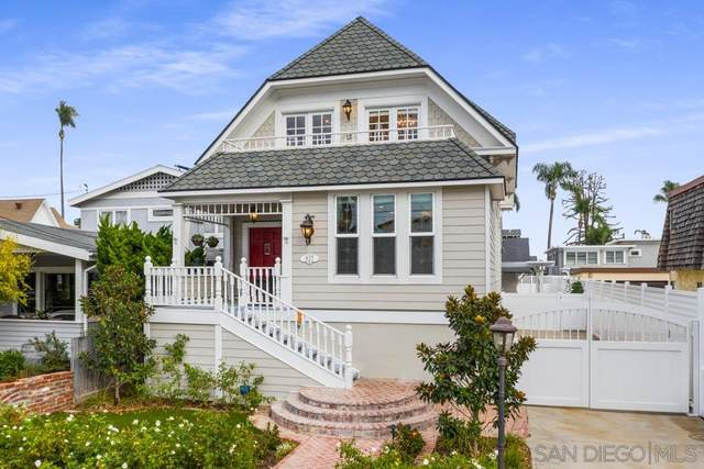 827-829 A Avenue, Coronado, CA 92118 (#200051603) :: Neuman & Neuman Real Estate Inc.