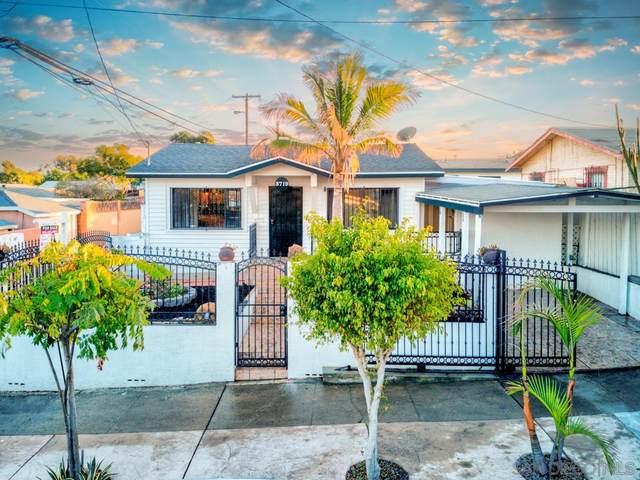 3719 Landis St, San Diego, CA 92105 (#200051758) :: Neuman & Neuman Real Estate Inc.