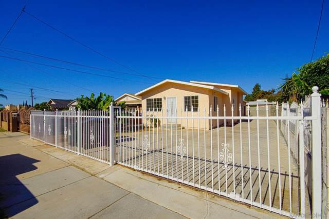 511 Flower St, Chula Vista, CA 91910 (#200051766) :: Neuman & Neuman Real Estate Inc.