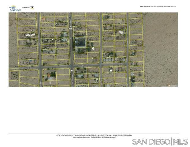 Lot 68 Frying Pan Rd #68, Borrego Springs, CA 92004 (#200051808) :: San Diego Area Homes for Sale