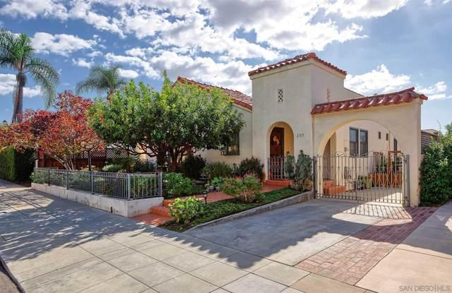 2315 Presidio Drive, San Diego, CA 92103 (#200051849) :: The Stein Group