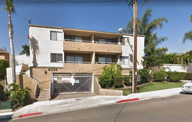 4534 60TH STREET #215, San Diego, CA 92115 (#200051868) :: SD Luxe Group