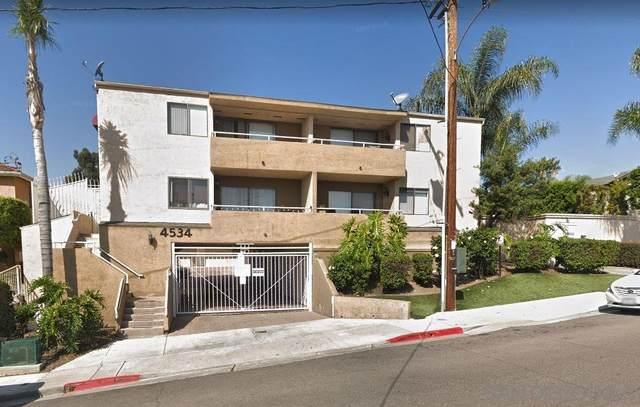 4534 60TH STREET #215, San Diego, CA 92115 (#200051868) :: Neuman & Neuman Real Estate Inc.