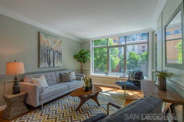 425 W Beech #323, San Diego, CA 92101 (#200051926) :: Dannecker & Associates