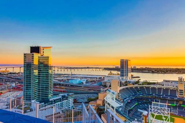 350 11th Ave #925, San Diego, CA 92101 (#200051931) :: Neuman & Neuman Real Estate Inc.