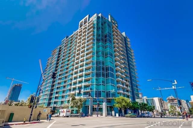 1080 Park Blvd #201, San Diego, CA 92101 (#200051984) :: Neuman & Neuman Real Estate Inc.