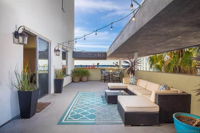 949 W Hawthorn St #32, San Diego, CA 92101 (#200051990) :: Cay, Carly & Patrick | Keller Williams