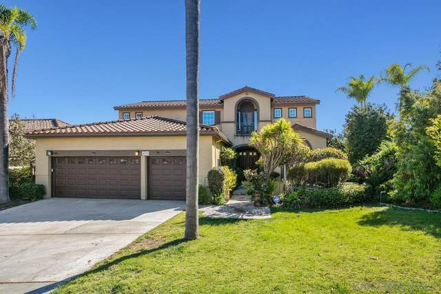 5233 Pearlman Way, San Diego, CA 92130 (#200052011) :: The Stein Group