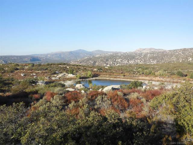1388 Harris Ranch Rd. #03, Potrero, CA 91963 (#200052039) :: Dannecker & Associates