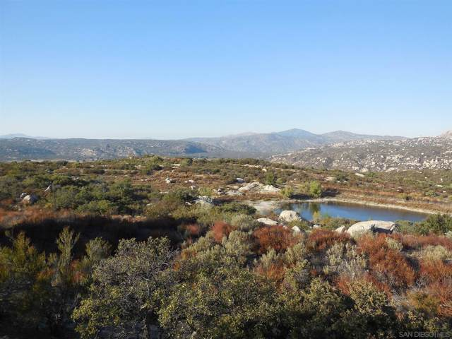 00 Harris Ranch Rd. #12, Potrero, CA 91963 (#200052046) :: Dannecker & Associates