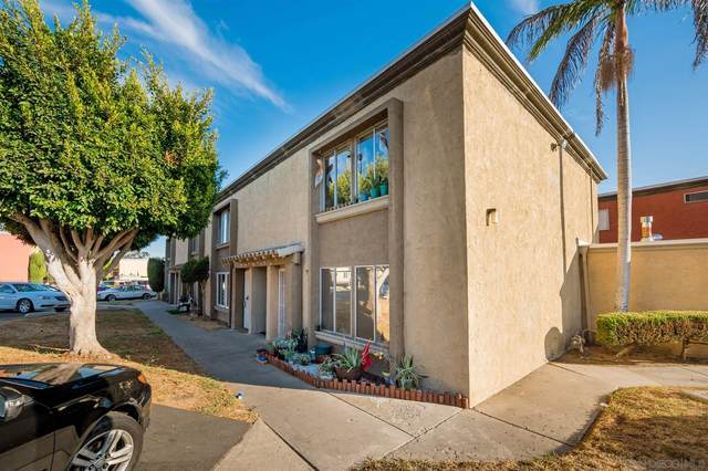 1649 Pentecost Way #3, San Diego, CA 92105 (#200052052) :: Neuman & Neuman Real Estate Inc.