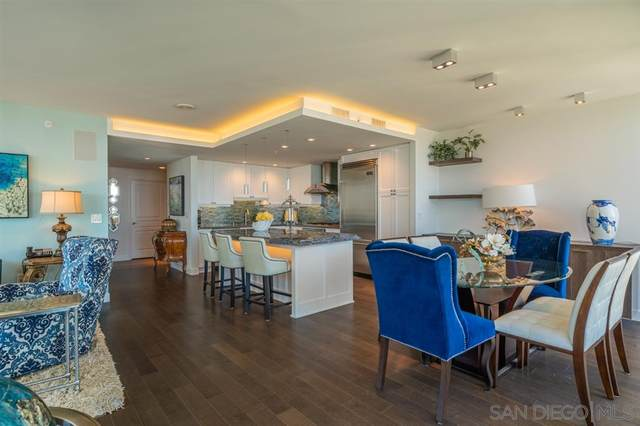 555 Front St #1504, San Diego, CA 92101 (#200052067) :: Neuman & Neuman Real Estate Inc.