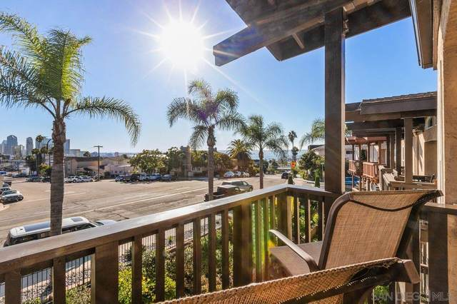 474 W Laurel Street, San Diego, CA 92101 (#200052151) :: Dannecker & Associates