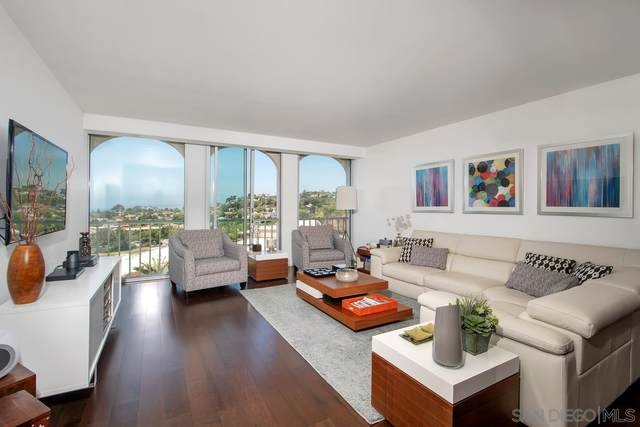 1001 Genter 5D, La Jolla, CA 92037 (#200052198) :: SD Luxe Group