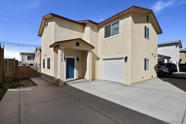 4034-4036 50Th St, San Diego, CA 92105 (#200052230) :: Solis Team Real Estate