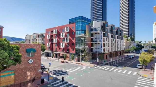 450 J St #3231, San Diego, CA 92101 (#200052317) :: San Diego Area Homes for Sale