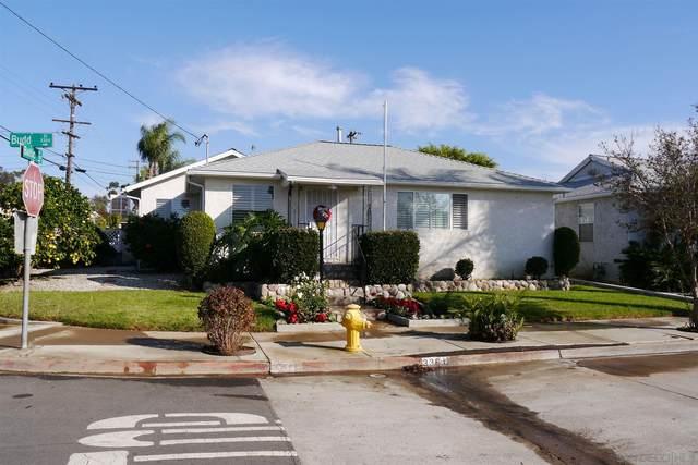 3361 Budd St., San Diego, CA 92111 (#200052326) :: The Stein Group
