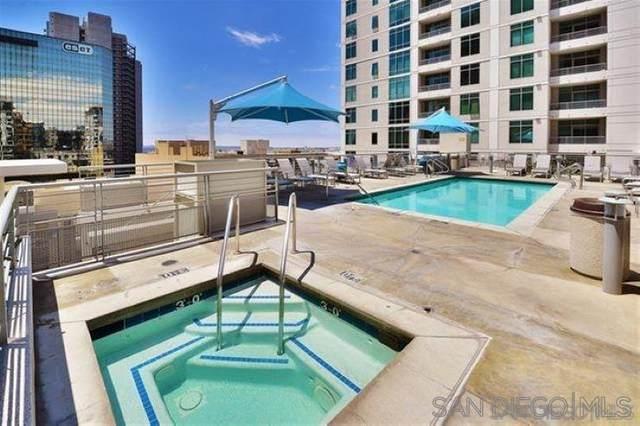 425 W Beech #1153, San Diego, CA 92101 (#200052363) :: Neuman & Neuman Real Estate Inc.