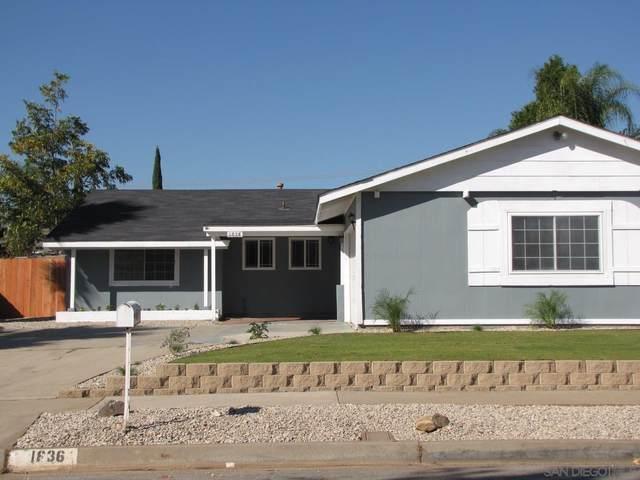 1836 Kingston Dr, Escondido, CA 92027 (#200052370) :: SD Luxe Group