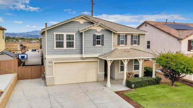 10073 Ranchitos Pl, Lakeside, CA 92040 (#200052387) :: Tony J. Molina Real Estate
