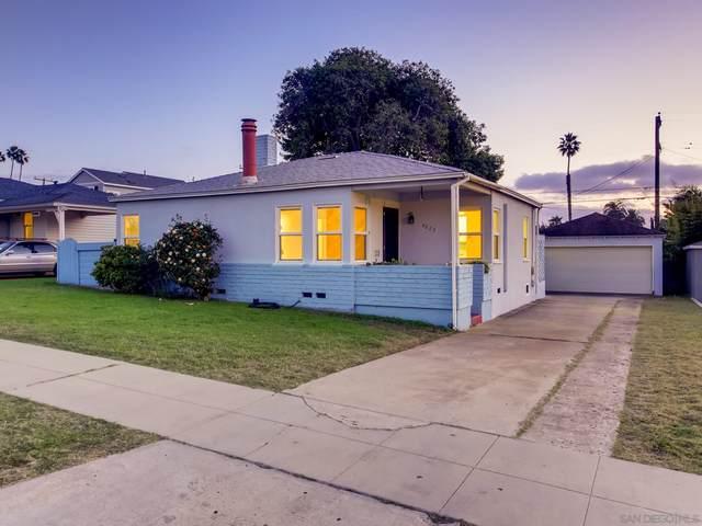 4625 Adair St, San Diego, CA 92107 (#200052463) :: Dannecker & Associates