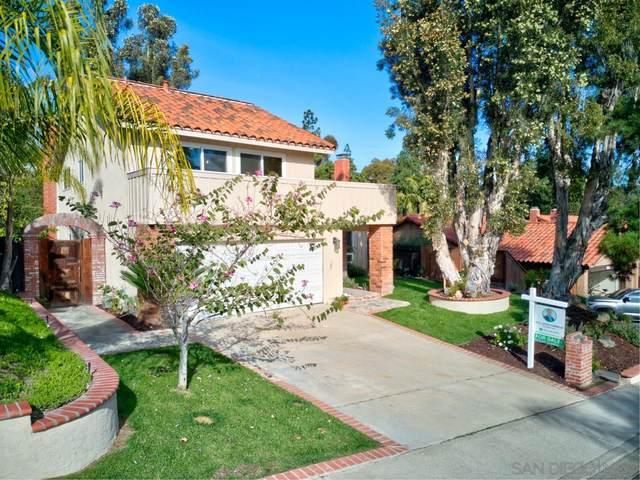 11038 Viacha Dr., San Diego, CA 92124 (#200052510) :: The Stein Group
