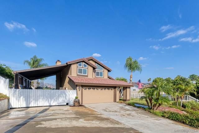8817 Ridgeton Ct, Lakeside, CA 92040 (#200052612) :: Tony J. Molina Real Estate