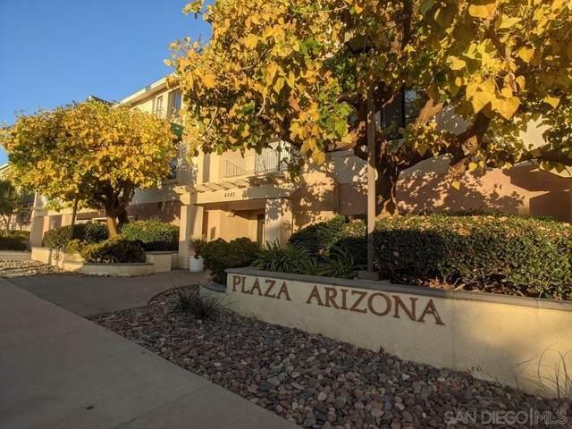 4545 Arizona St #205, San Diego, CA 92116 (#200052622) :: The Stein Group