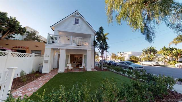 1124 8Th St, Coronado, CA 92118 (#200052634) :: Neuman & Neuman Real Estate Inc.