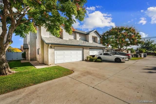 1130 Sumner Ave. Q, El Cajon, CA 92021 (#200052675) :: Neuman & Neuman Real Estate Inc.