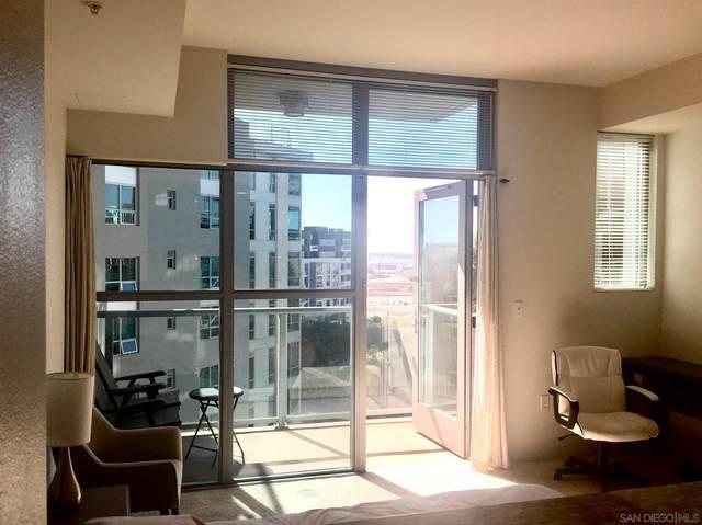 253 10th Avenue #628, San Diego, CA 92101 (#200052680) :: Neuman & Neuman Real Estate Inc.