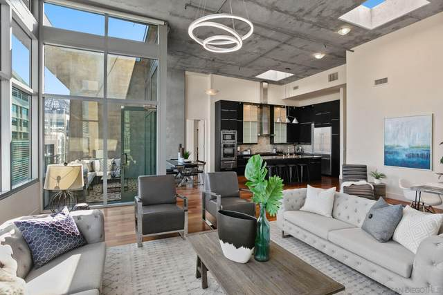 1050 Island Ave Unit 701, San Diego, CA 92101 (#200052690) :: Neuman & Neuman Real Estate Inc.