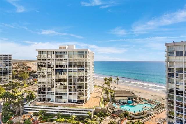 1750 Avenida Del Mundo #1408, Coronado, CA 92118 (#200052694) :: Neuman & Neuman Real Estate Inc.