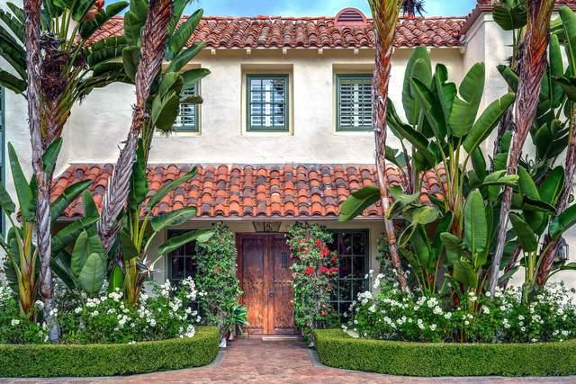 5358 Avenida Maravillas, Rancho Santa Fe, CA 92067 (#200052718) :: Solis Team Real Estate