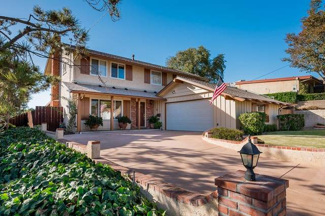 2388 Harcourt Dr, San Diego, CA 92123 (#200052730) :: Compass