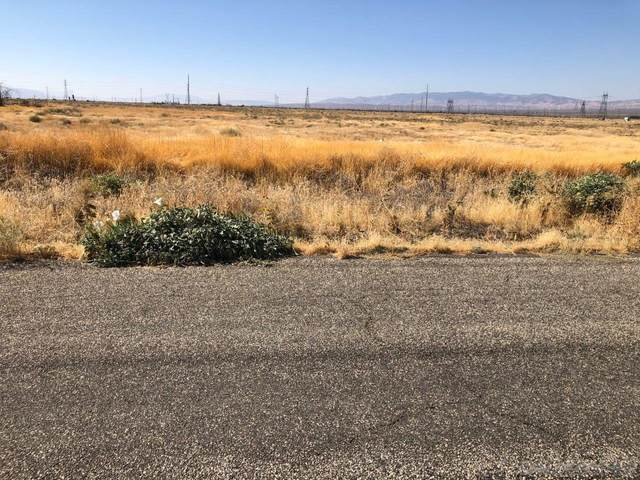 0 Approx 1Mile South Of Rosamond X 101St Street West #31, Rosamond, CA 93560 (#200052760) :: Yarbrough Group