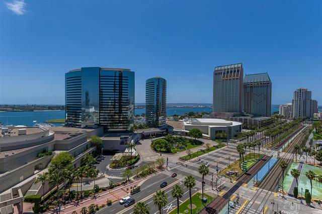 100 Harbor Drive #1605, San Diego, CA 92101 (#200052794) :: Neuman & Neuman Real Estate Inc.