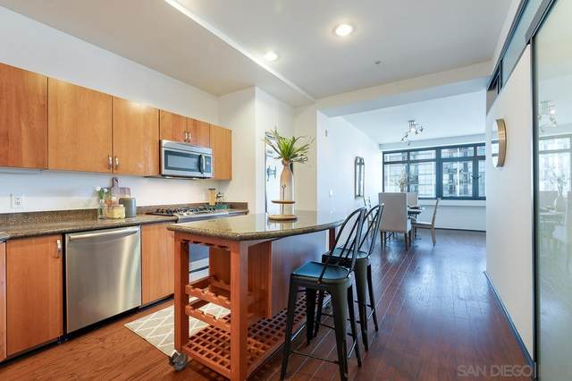 1551 4th Avenue #705, San Diego, CA 92101 (#200052834) :: Neuman & Neuman Real Estate Inc.