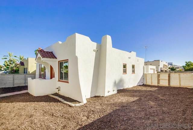 4603 Orange Ave, San Diego, CA 92115 (#200052877) :: Solis Team Real Estate