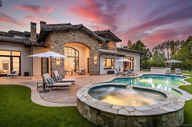 18391 Calle La Serra, Rancho Santa Fe, CA 92091 (#200052924) :: San Diego Area Homes for Sale