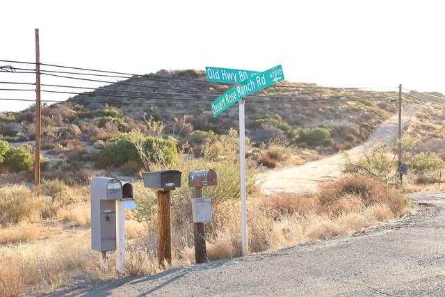 1 N Desert Rose Ranch Rd #1, Jacumba, CA 91934 (#200053001) :: Yarbrough Group
