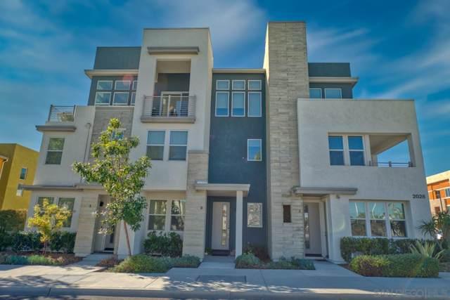 2028 Quartet Loop #3, Chula Vista, CA 91915 (#200053016) :: Neuman & Neuman Real Estate Inc.