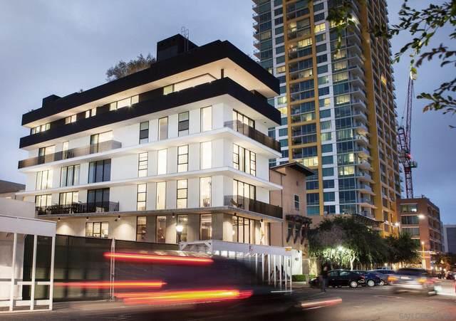 340 15th Sreet, San Diego, CA 92101 (#200053026) :: Neuman & Neuman Real Estate Inc.