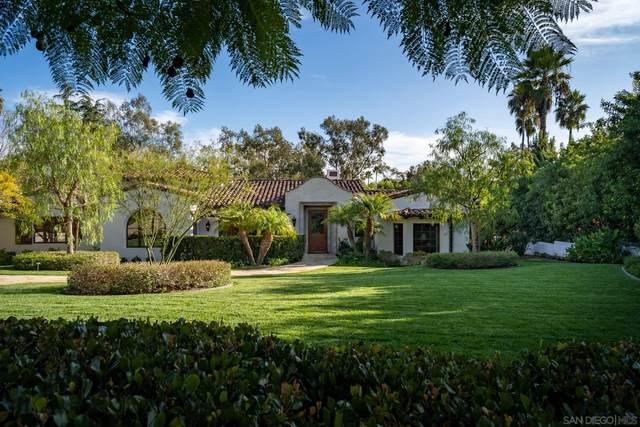 5829 Loma Verde Dr, Rancho Santa Fe, CA 92067 (#200053071) :: SD Luxe Group