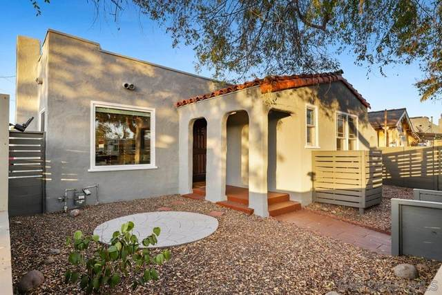 3676 Orange Ave, San Diego, CA 92104 (#200053107) :: Neuman & Neuman Real Estate Inc.