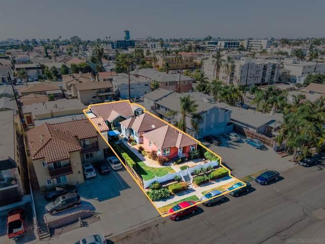 4076-80 Iowa St, San Diego, CA 92104 (#200053108) :: Neuman & Neuman Real Estate Inc.
